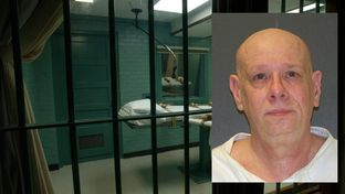 Death row inmate James Bigby, sentenced to death for the 1987 murders of Michael Trekell and Trekell's 4-month-old son, Jayson Kehler.