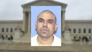 Carlos  Ayestas was sentenced to death for the murder of Santiaga Paneque, who was killed during a robbery in her home in Houston in 1995.