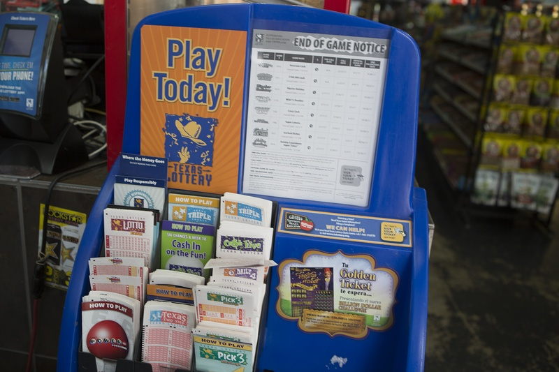 Texas House passes bill to keep lottery winners anonymous