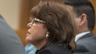 Texas Alcoholic Beverage Commission Executive Director Sherry Cook appears before the House Committee on General Investigating & Ethics on April 13, 2017.