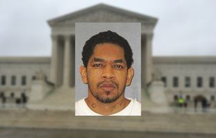 Death row inmate Erick Davila.