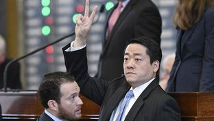State Rep. Gene Wu, D-Houston, voted no on a motion to table an amendment to House Bill 39, a Child Protective Services reform bill in the Texas House on May 10, 2017.