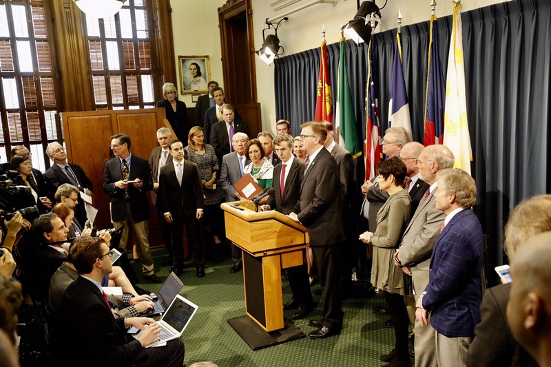 The Brief: It's the last day of the 85th Texas legislative session. Ready for a special session?