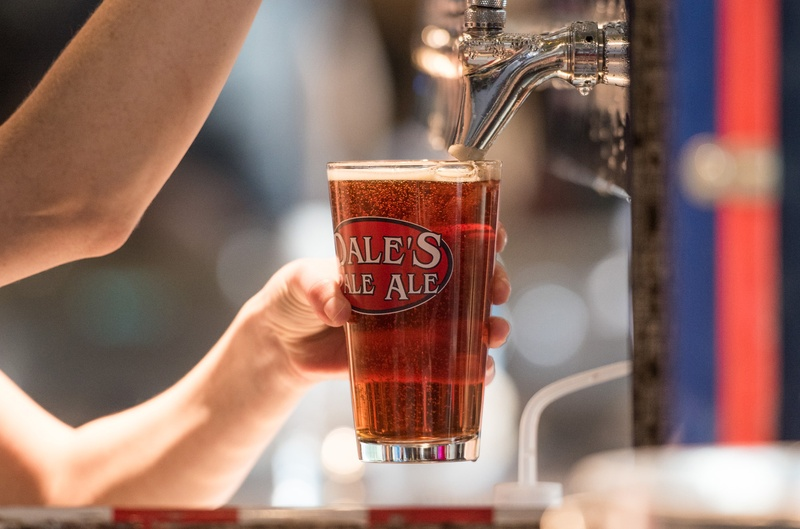 """Colorado-based Oskar Blues, which has a tap room in Austin, is opposed to a bill that would require it to pay what critics call an """"extortion fee"""" to beer distributors."""