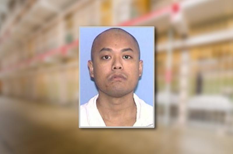 Death row inmate Kosoul Chanthakoummane