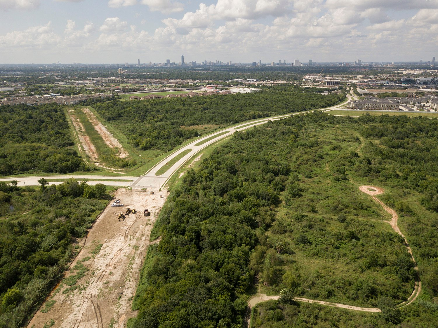 The University of Texas System bought over 300 acres of land in southwest Houston for $215 million. It now plans to sell the land.