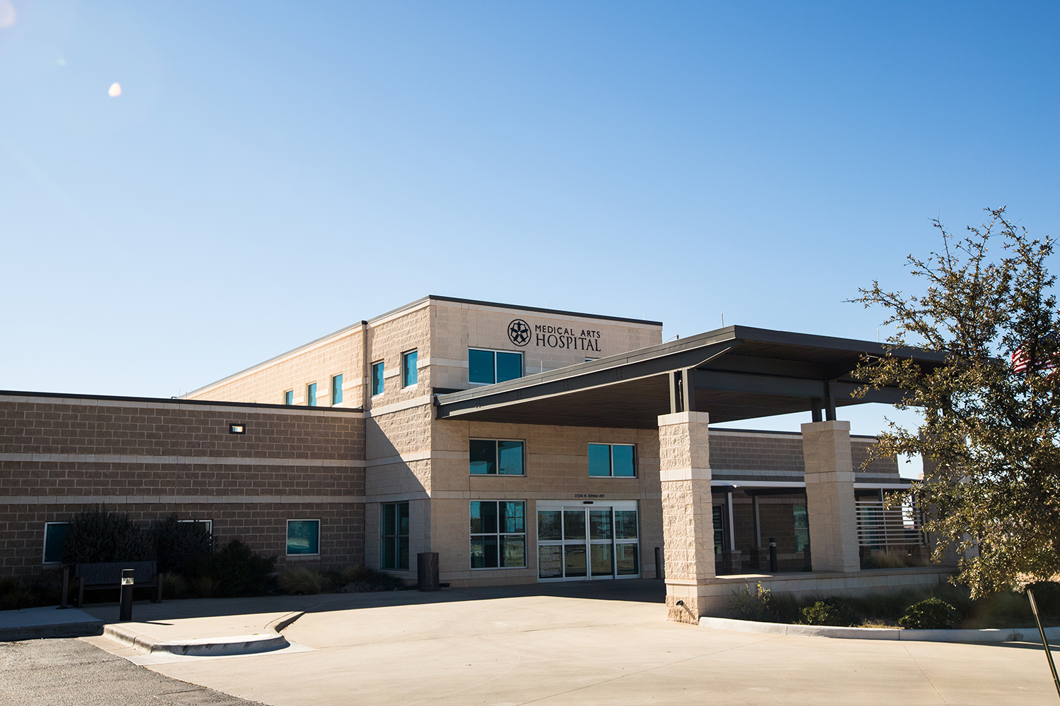 Medical Arts Hospital in Lamesa. The hospital board's decision to shut down the labor and delivery unit has left area residents without a local facility that provides birthing services.