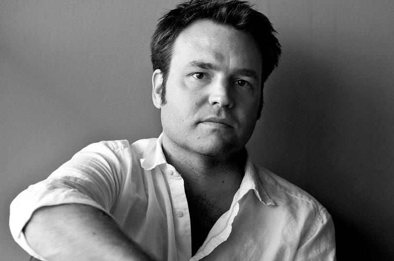 Author, Michael Brick