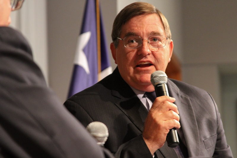 U.S. Rep. Michael Burgess in Houston on Oct 19, 2012.