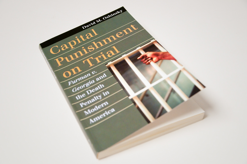 David Oshinsky's book, Capital Punishment on Trial