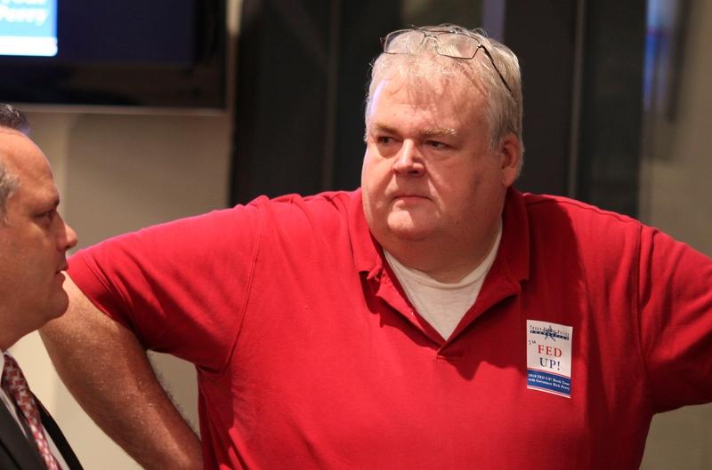 Political consultant Dave Carney in November 2010.