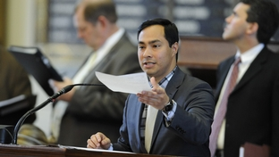 State Rep. Joaquin Castro, D-San Antonio,  debates on proposed amendment #28 to HB4 on March 31, 2011.