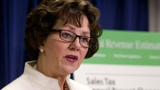 Former Texas Comptroller Susan Combs