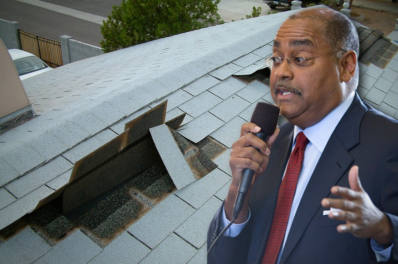 Sen. Rodney Ellis, D-Houston, has raised concerns about handling of insurance claims related to Hurricane Ike.