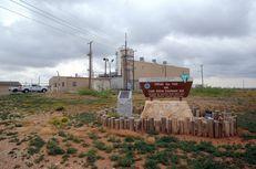 AMARILLO, Texas (5/11/12) -- Entrance to plants about 15 miles northwest of Amarillo.