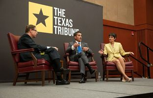 This is the full audio of Evan Smith's December 7, 2012 Hot Seat conversation at Trinity University in San Antonio with state Rep. Mike Villarreal, D-San Antonio, and state Sen.-elect Donna Campbell.