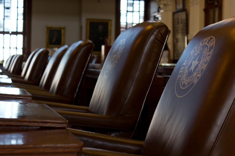 The March 1 primary ballot will feature 18 open seats in the Texas Legislature – two in the Senate and 16 in the House.
