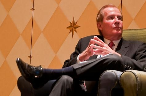 El Paso's Woody Hunt in Austin on Nov. 30, 2010.