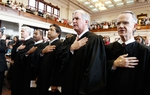 Justices of the Texas Court of Criminal Appeals