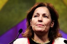 Sharon Keller at the 2010 Texas Republican Convention.