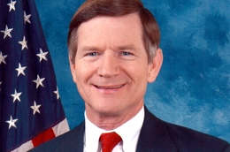 Congressman Lamar Smith (R-San Antonio), who will take over as Chair of the House Judiciary Committee.