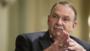 R. Bowen Loftin, president of Texas A&M University, at TribLive on April 28, 2011.