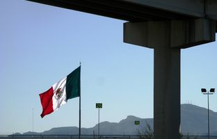 Officials on both sides of the Texas-Mexico border have reported a decrease in holiday season tourism, likely due to the persistent threat of Mexican drug violence. But Mexico's new president hopes to do something about that.