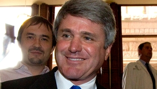 Congressman Michael McCaul at the Texas Capitol on Feb. 23, 2011.