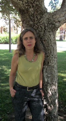Molly Molloy, New Mexico State University librarian and professor