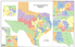 Congressional redistricting proposal from Rep. Burt Solomons and Sen. Kel Seliger.