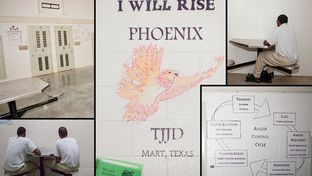 State juvenile correctional facility in Mart, Texas, on Aug. 28, 2012