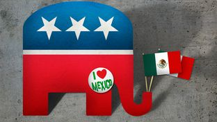 The Republican Party of Texas says the guest-worker program it backs in its platform is a practical solution, denying claims by Democrats that they are merely pandering to Latinos