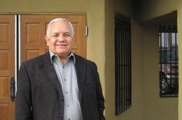 U.S. Rep. Silvestre Reyes, D-El Paso