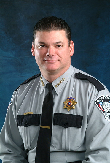 El Paso County Sheriff Richard Wiles