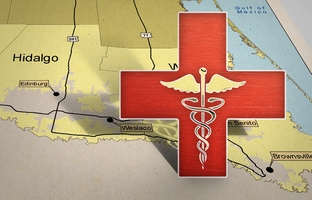 Compared with residents in the state's big cities, Texans in many rural areas may have fewer options in the new federally run health insurance marketplace. But that doesn't necessarily mean they'll pay higher premiums, analysts say.
