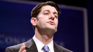 U.S. Rep. Paul Ryan, R-Wisc., is shown in 2013. He was voted speaker of the U.S. House on Oct. 29, 2015.