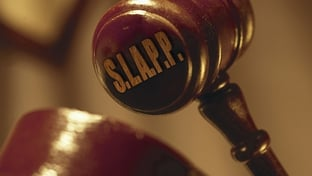 "SLAPP:  ""strategic lawsuit against public participation."""