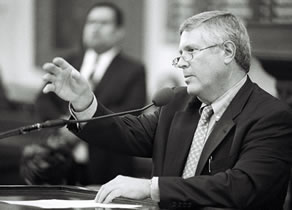 State Rep. Burt Solomons