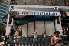 Texas Public Policy Foundation in Austin TX - March 13th 2011.