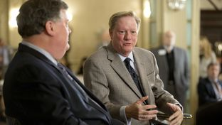 TribLive at the Austin Club featuring State Sen. Tommy Williams and State Rep. Jim Pitts on financial issues facing the 83rd Texas Legislature.