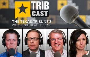 Evan, Ross, Reeve and special guest Erica Grieder consider the Texas approach to business incentives and speculate about what state Rep. David Simpson might bring to the speaker's race.
