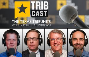 Evan, Reeve, Ross and Aman wonder whether the Texas gubernatorial race is among the country's most overrated, evaluate the candidates' media relations operations, and catch up on the comptroller's race.