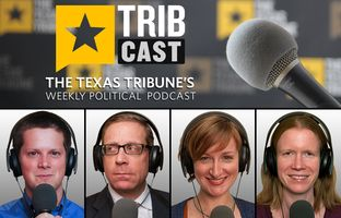 Evan, Reeve, Kate and Becca discuss a range of topics including David Simpson's challenge to Joe Straus, CPRIT, fetal pain legislation, the state's water plan, and a proposed new University of Texas System institution in South Texas.