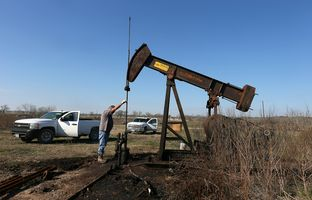 The oil and gas boom in Texas has given rise to a growing number of fraud cases in which investors — often blue-collar retirees — have been lured by the promise of high returns on supposedly low-risk investments.