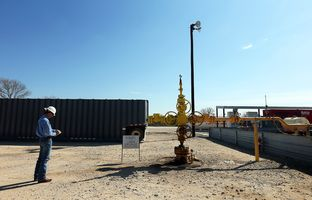 Texas' fracking boom has given rise to an influx of wells used to dispose of drilling wastewater. But the proliferation of disposal wells is raising environmental and safety concerns, as one South Texas county has discovered.