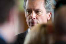 Lt. Gov. David Dewhurst during the 2009 legislative session.