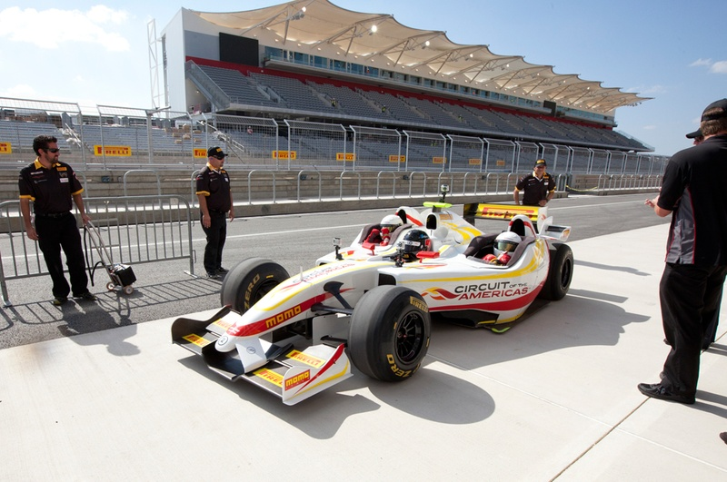 One Texas economic program offers millions of dollars in incentives to draw in events such as Formula 1 racing.