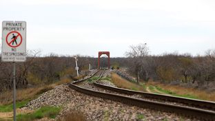 If Dos Republicas is able to mine substandard coal in Maverick County, it will be carried by train from the site in rural Maverick County through the center of Eagle Pass, Texas - Saturday, February 4, 2012