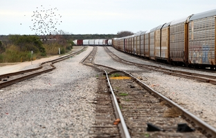 Railroads in Texas have been moving increasing amounts of crude oil to keep pace with the state's drilling boom. But new findings and recent accidents have raised safety concerns in some towns.