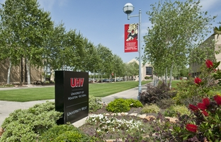 University of Houston-Victoria campus.